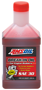 AMSOIL Break-In Motor Oil (SAE 30)