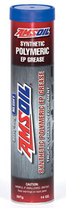 AMSOIL Synthetic Polymeric Truck, Chassis & Equipment Grease, NLGI #1