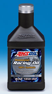 Dominator® Synthetic 5W-20 Racing Oil (RD20)