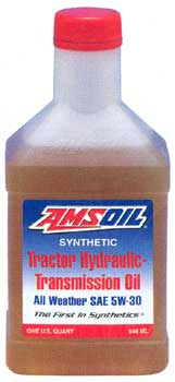 Amsoil Tractor Hydraulic Transmission Oil