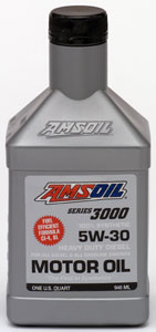 AMSOIL Series 3000 5W-30 Heavy Duty Diesel Oil