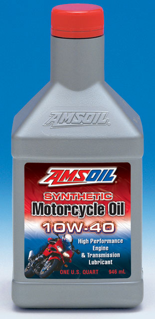 amsoil sae 10w 40 synthetic motorcycle oil. Black Bedroom Furniture Sets. Home Design Ideas