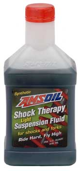 AMSOIL Shock Therapy Light Suspension Fluid