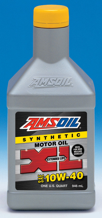 Amsoil xl 10w 40 synthetic motor oil for 10w 40 synthetic motor oil